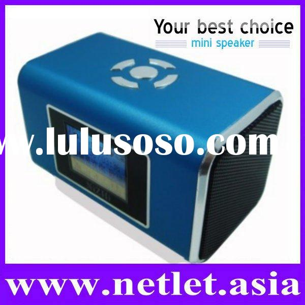 2011 3Q Newest Multimedia MINI Speaker