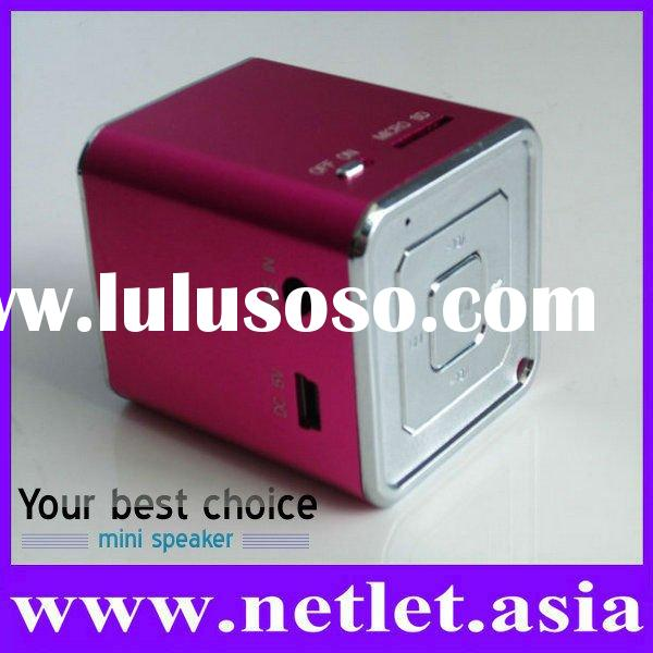 2011 3Q Newest Stereo Portable Speaker