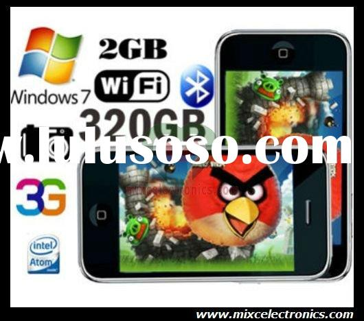 "Chinese factory Wholesale 10.2"" 320GB 1.66GHz N455 WXGA LCD Windows 7 Tablet PC"