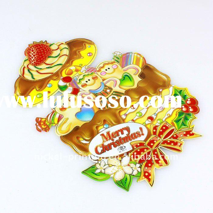 Decoration Christmas Sticker