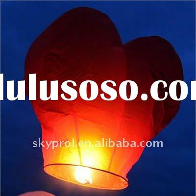 Eco-friendly Biodegradable flame retardant sky lantern