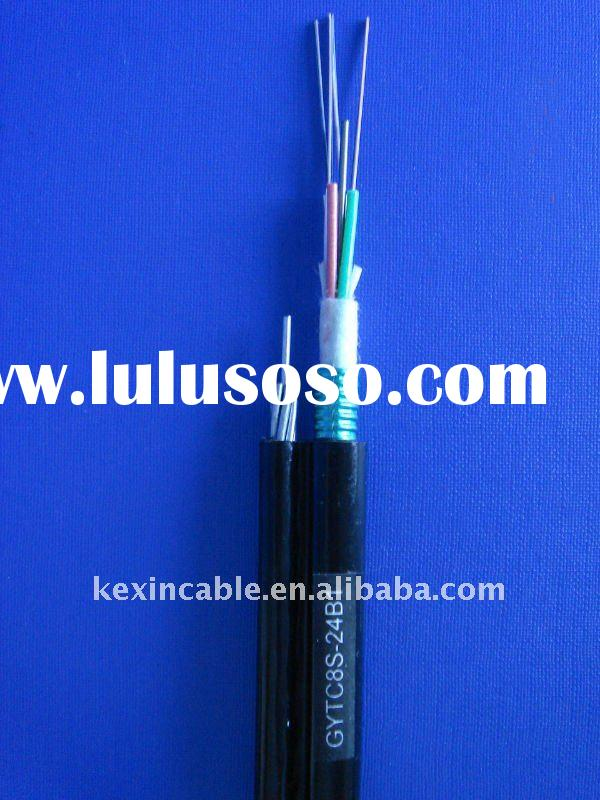 Outdoor cable Self-Supporting optical fiber cable - GYTC8S