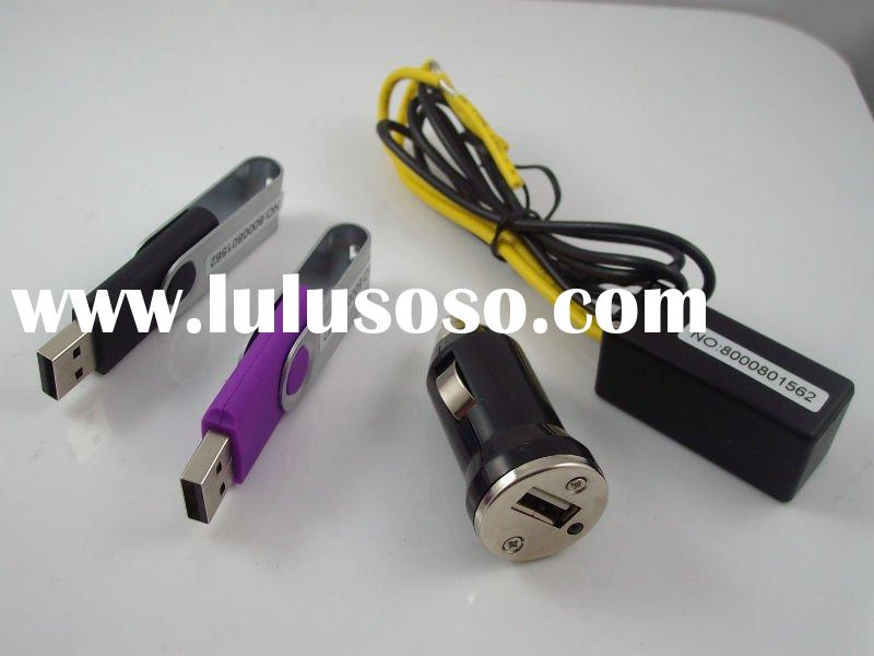 2011 Newest Intelligent USB car alarm
