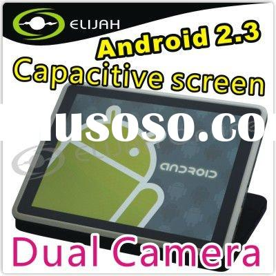 "9.7"" Real Android 2.3 Tablet PC Dual Camera,Bluetooth,Support Vedio Chat,Flash 10.3"