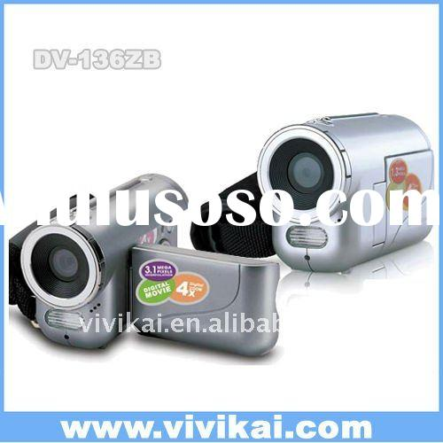 "Chrismas promotional GIFT 5MP digital video camera with 1.5"" TFT LCD screen and functions of  s"