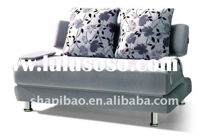 Hot sell simple design popular leasure functional foldablee sofa bed couch chairs home furniture wit