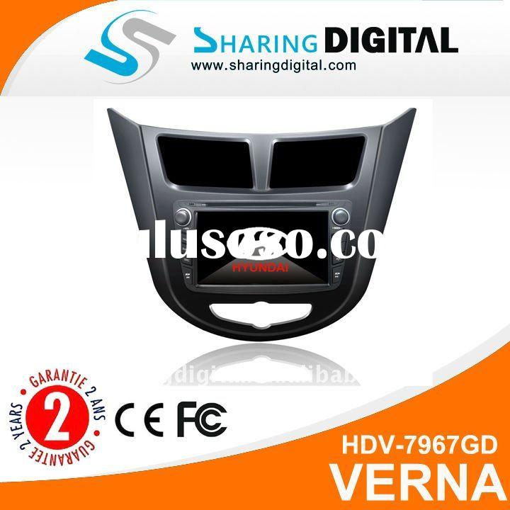 Sharing Digital Hyundai Verna 2010 Car DVD Players
