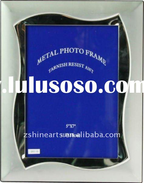 The High Quality Stainless Iron Metal Photo Frame