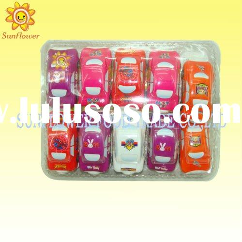 Plastic Toy Car Toy Candy