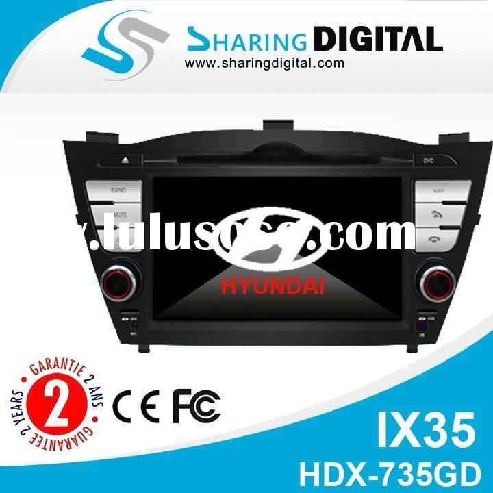 Sharing Digital Hyundai IX35 Car DVD Player with GPS Blue tooth
