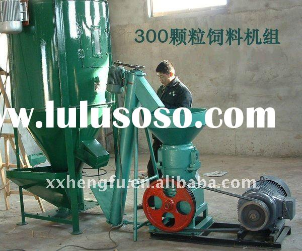 2011  Low cost Wood pellet mill for making wood pellets