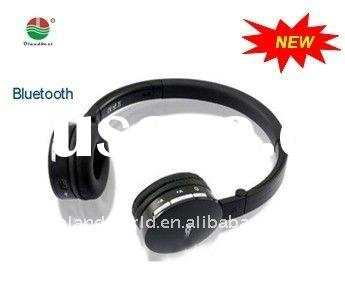 2011 Unique  Bluetooth Stereo Headphones, Hot Sale!