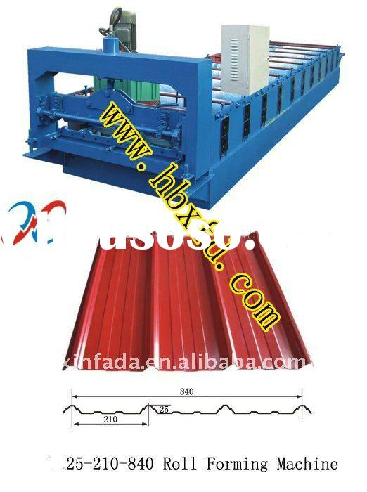 Colorbond Sheet  Roll Forming Machine