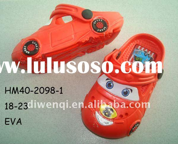 EVA children garden shoes