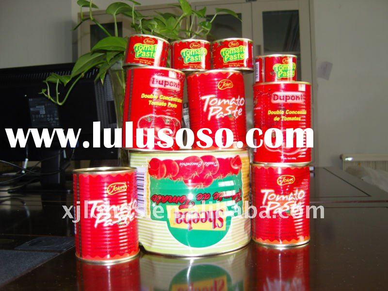 198g Canned Tomato paste