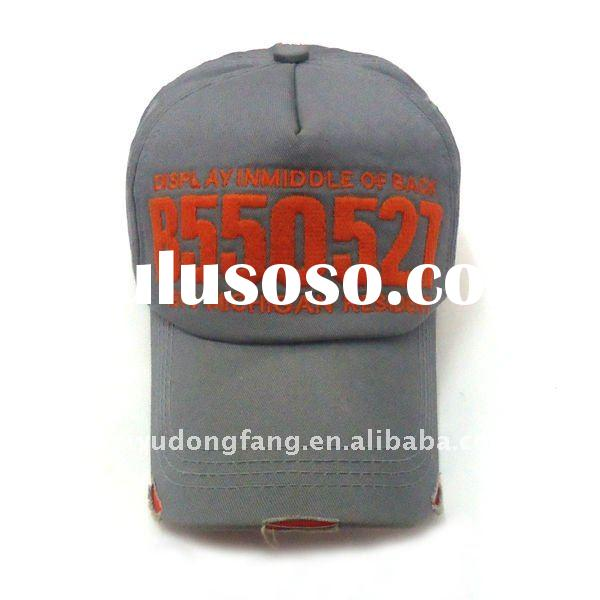 BC0032 3D Embroidered Sports Caps