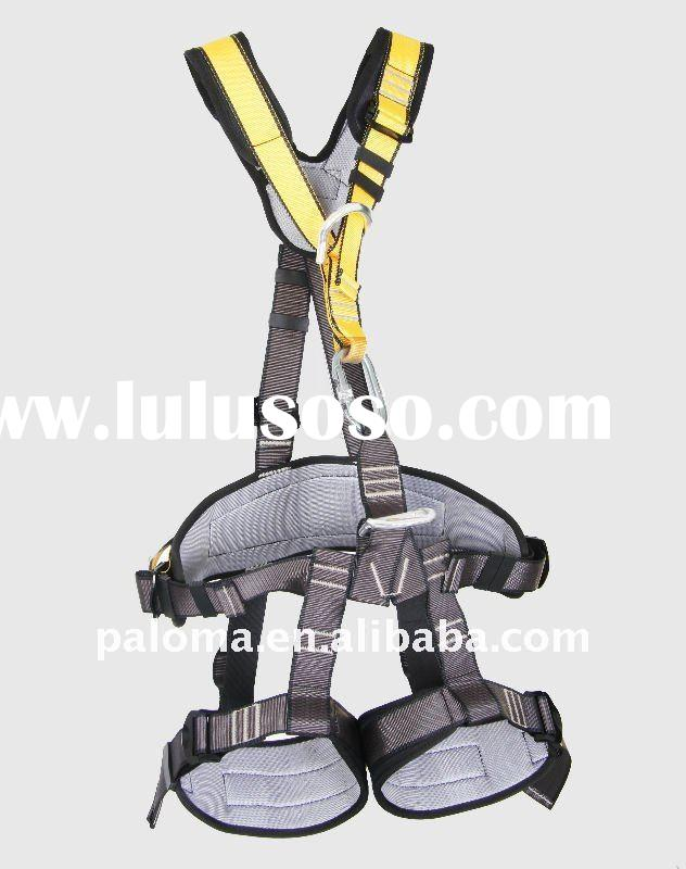 CE certificate Safety harness,  high suspend working harness