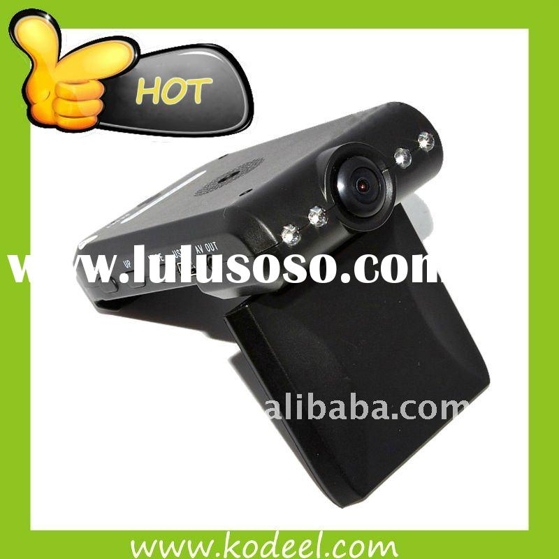 Car DVR with two camera,car black box,Car camera with night vision