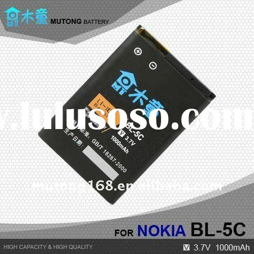 High Capacity MobilePhone Battery For Nokia BL-5C