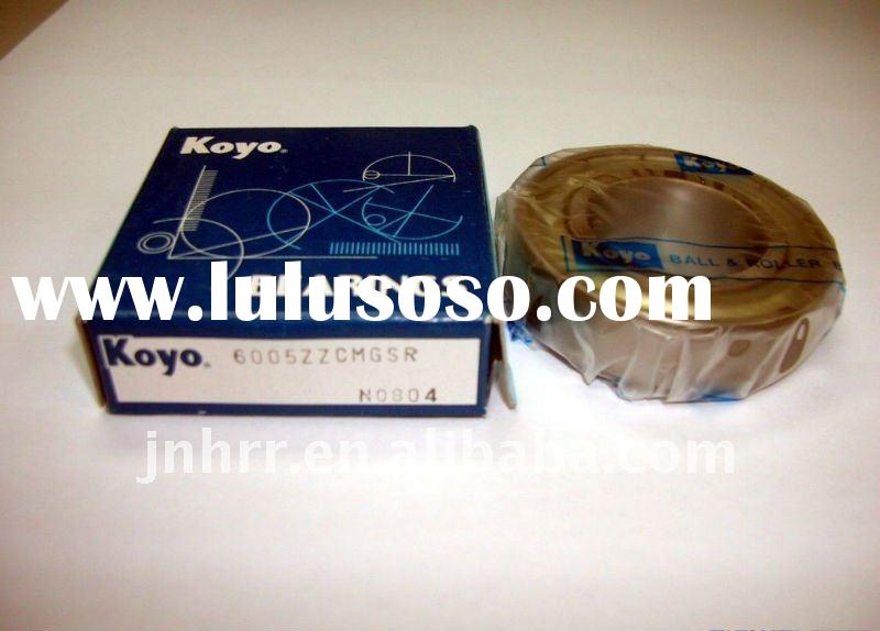 KOYO  Deep Groove Ball Bearings 6005ZZ