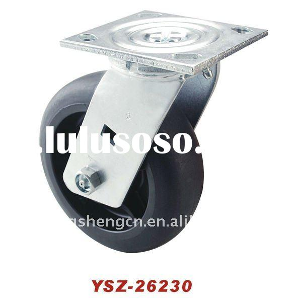 YSZ-26230 Heavy-duty Industrial  Wheel Caster 6'' TPR-PP Caster Swivel Caster