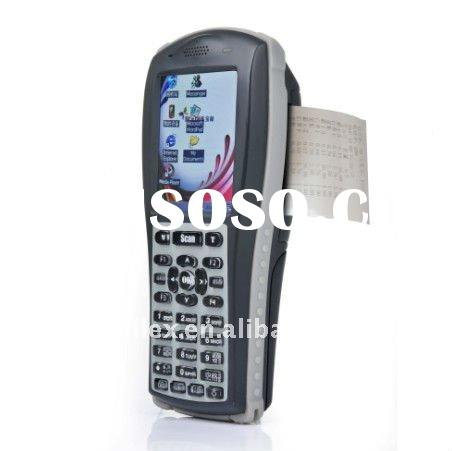 Industrial PDA with barcode scanner,thermal printer,GPRS,WiFi (MX7900)