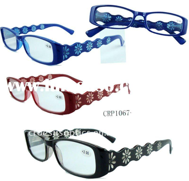 Fashion high quality Plastic Reading glasses