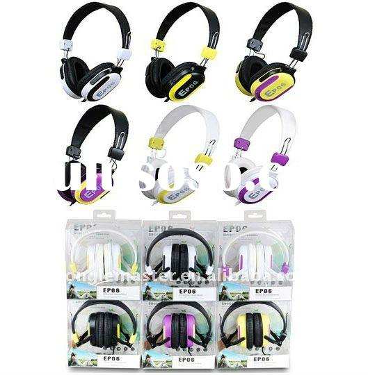 Mp3 Headphone EP06(hot selling)