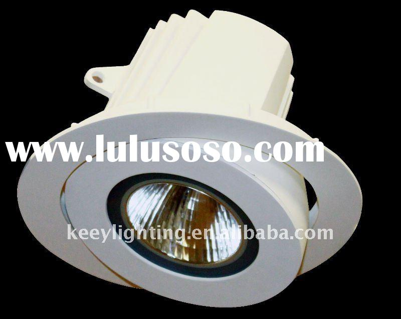 led recessed light/ high power / replace 70W metal halide <QY-L609>