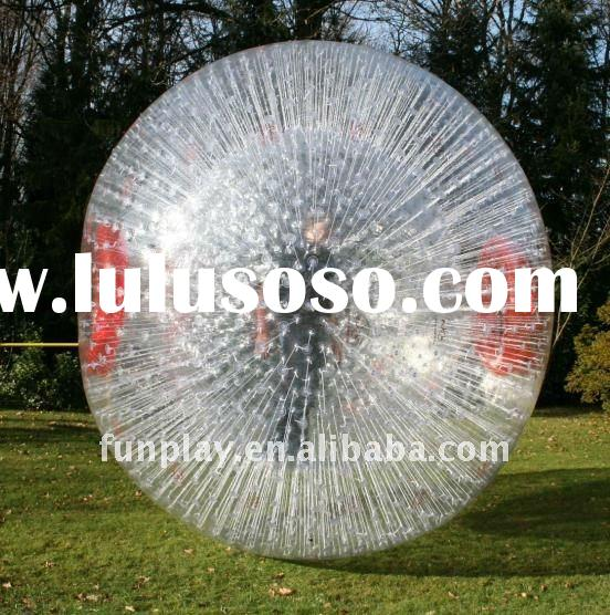 2011 inflatable zorb ball