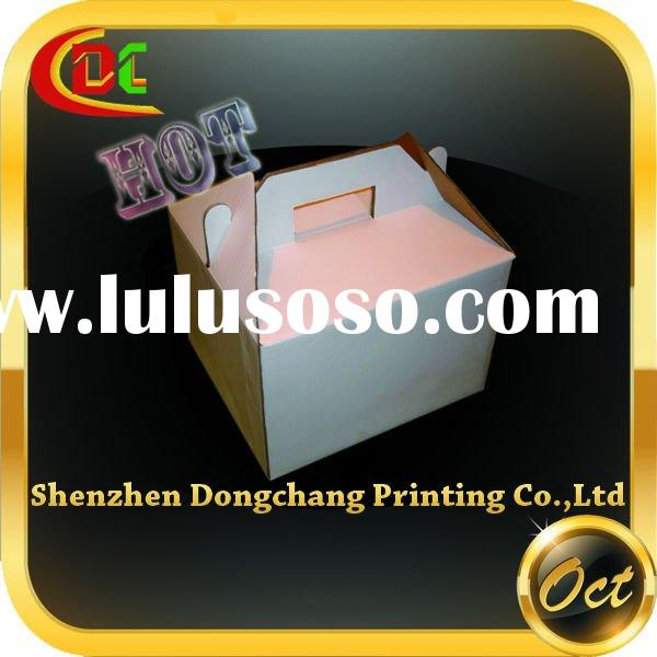 2011 october New OEM Product Paper Packaging Box