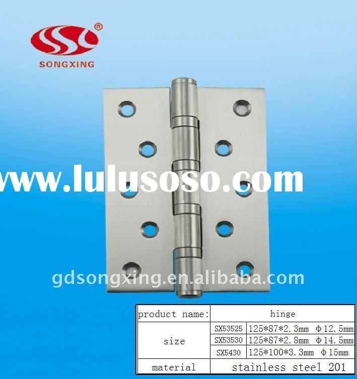 4 ball bearing stainless steel butt door hinges