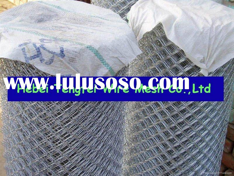 Chain link wire mesh (Galvanized & PVC coated,stainless steel)