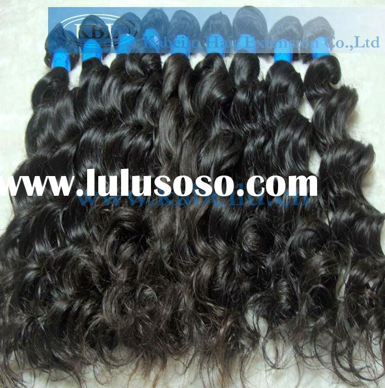 Authentic 100% human hair extension