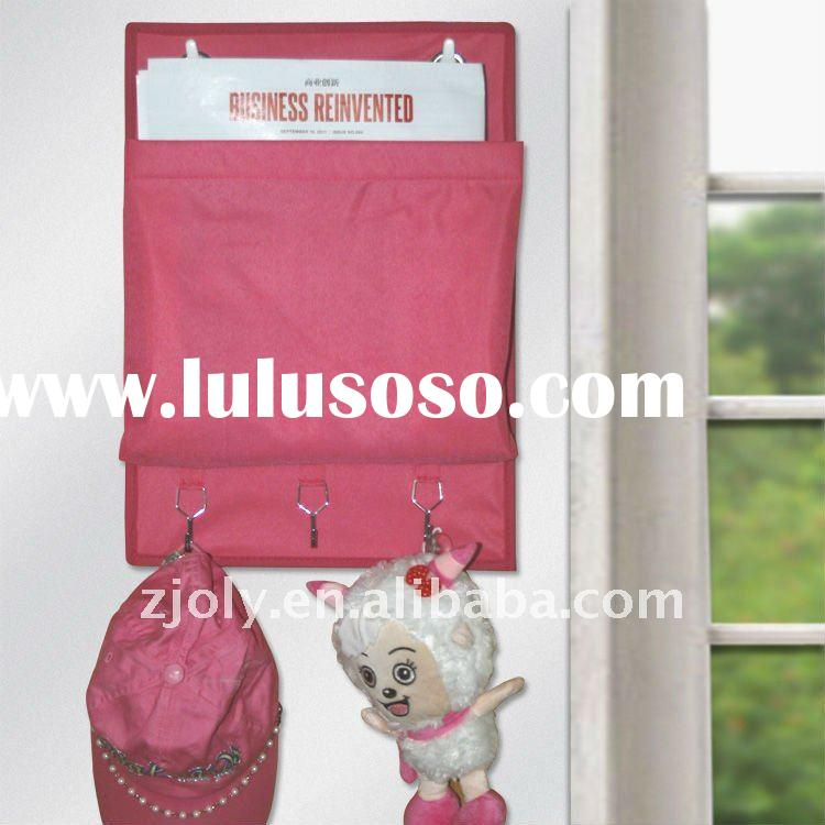Polyester Wall Hanging Pocket Bag