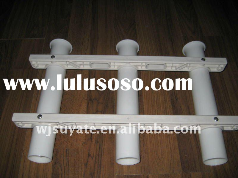 WHITE POLY TOURNAMENT ROD STORAGE RACK