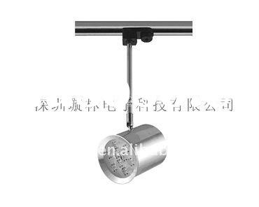 9W led track lighting for clothing shop