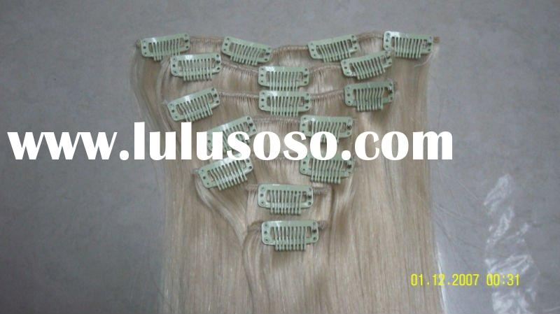 super quality 100  human hair extension