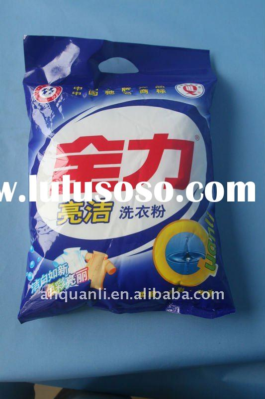 2011 Quan LI Highly Effective Washing Powder