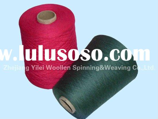 48NM/2 55%Silk/5%Cashmere/40%Cotton blended yarn