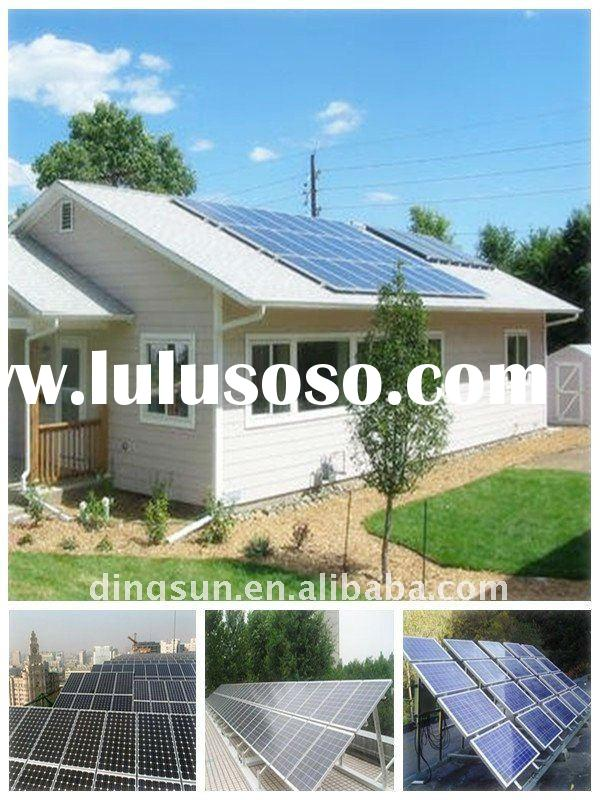 Solar panels for home use cost solar panels for home use for Panel homes prices