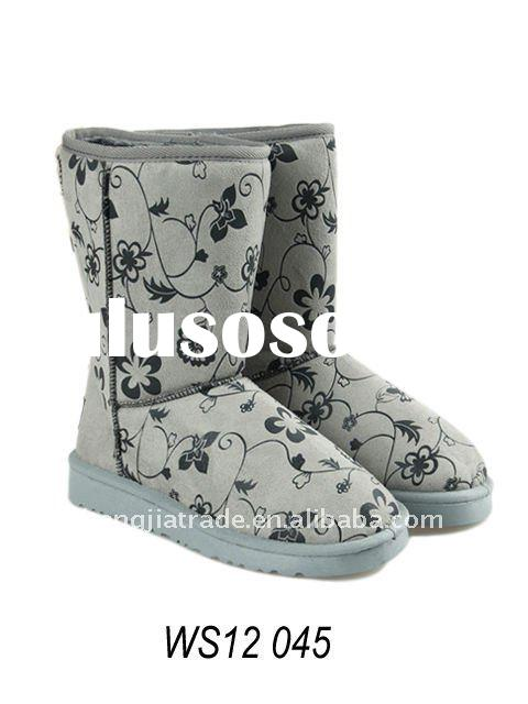 Fashion winter boots for ladies