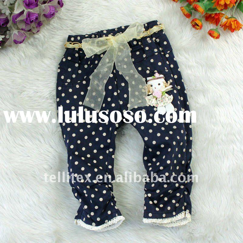 Girls' Pants and Trousers Children's Pants and Trousers Children's Clothing