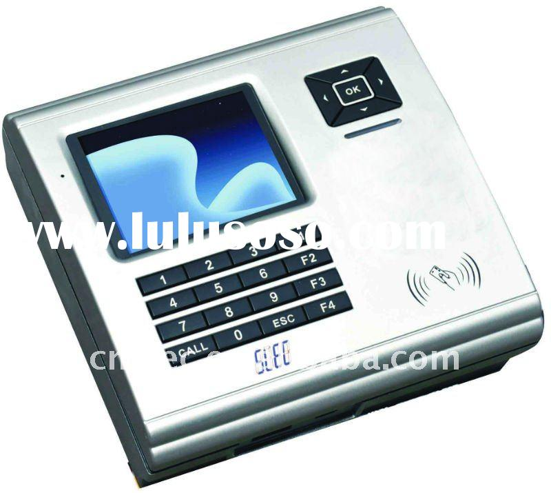 Intelligent biometric access control system