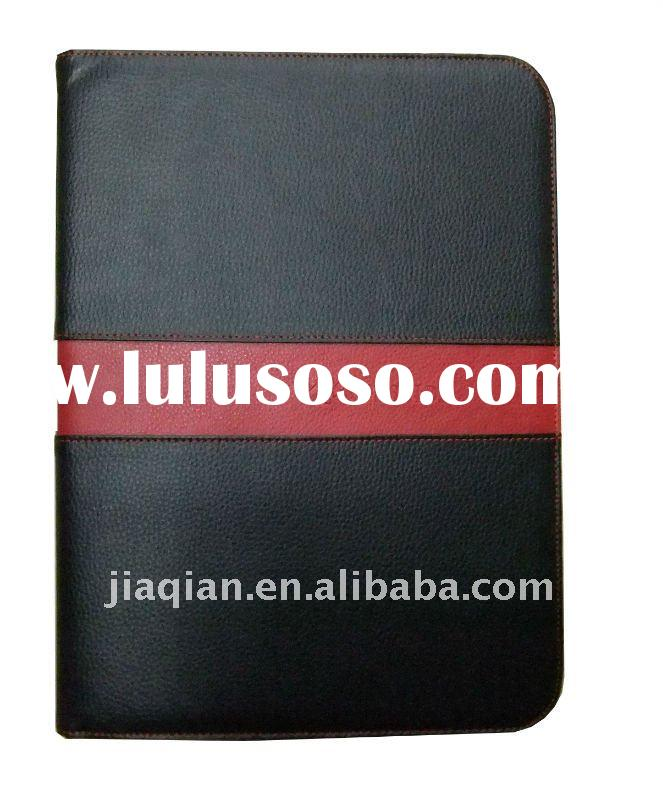 PU Leather Portfolio For Promotion