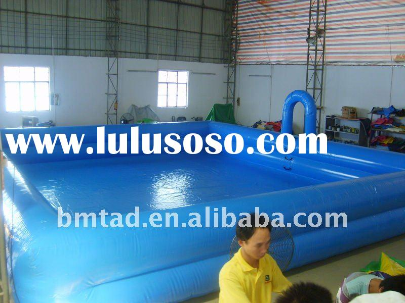 inflatable pvc swimming pool PL-001
