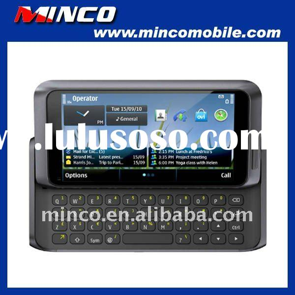 "3.2"" Touch Screen Quad Band GSM Dual SIM E7 Mobile Phone"