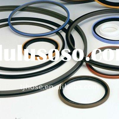 Rubber oil seal hydraulic