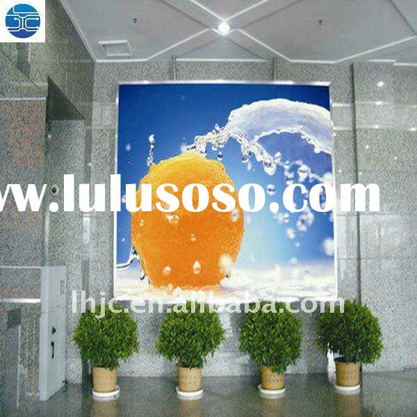 UH Shenzhen P6 Adevertising Full Color Dust-proof Indoor full color Led Display