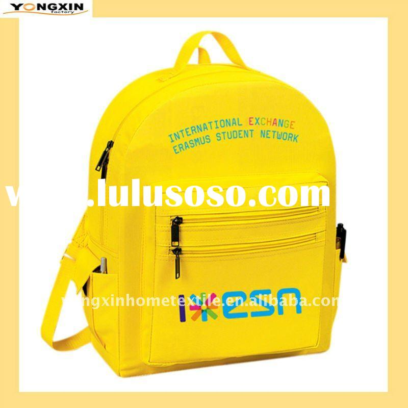 custom logo imprinted all purpose promotion backpack(YXBCP-1110109)